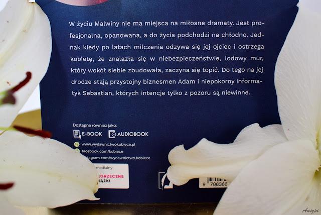 """""""Zimna S"""", Justyna Chrobak"""