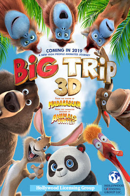 The Big Trip 2019 Dual Audio Hindi 720p BluRay Esubs Download