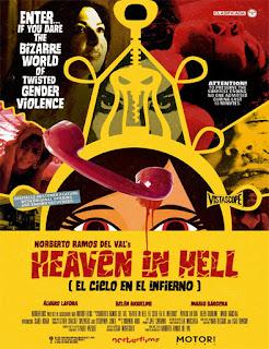 Poster El Cielo en el Infierno