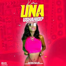 AUDIO | KIDENE - Una Ushahidi | Download New song