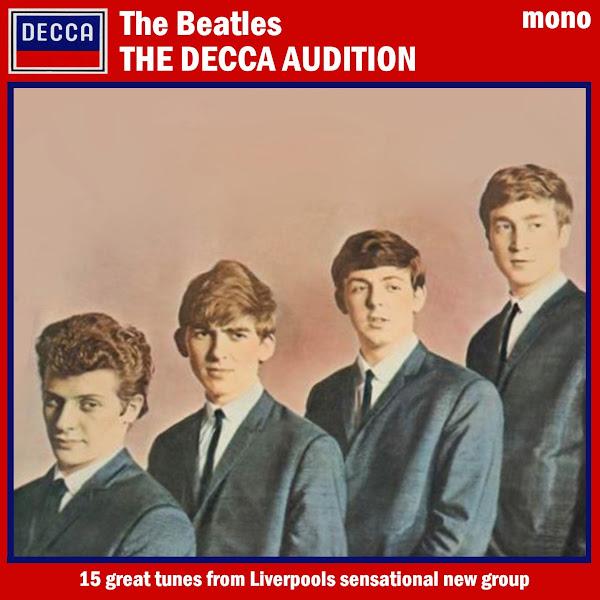 1 Januari, The Beatles dan Decca Records