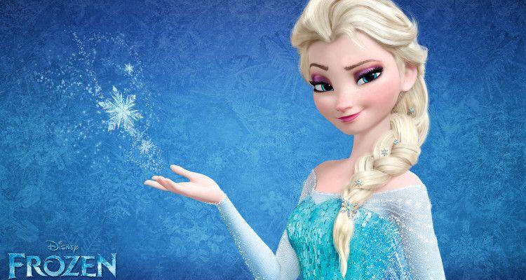 Frozen - disney princess list