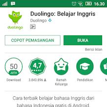 Aplikasi Meningkatkan Bahasa Inggris