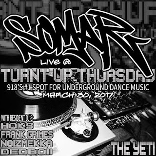 Dj somar - Live At Turnt Up Thursdays