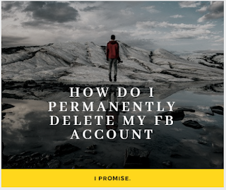 How To Del Facebook Account