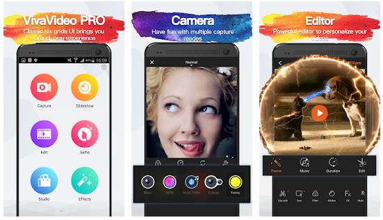 Screenshot VivaVideo PRO Video Editor HD v6.0.4 Premium
