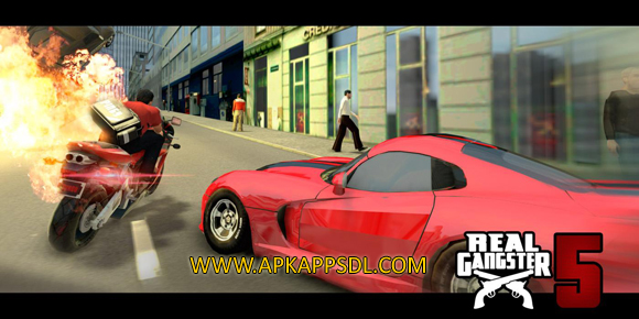 Real Gangster 5 Apk Mod Full Version 2016