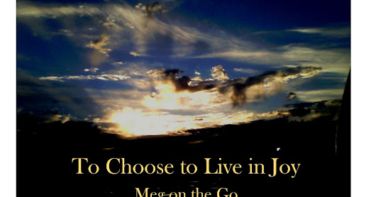 To Choose to Live With Joy