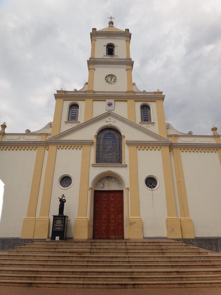 Santuário de Santa Rita de Cássia em Extrema