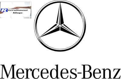 Sales And Marketing Vacancies At  Mercedes-Benz