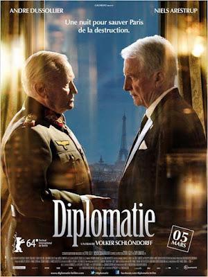 Diplomatie [2014] [DVD] [R2] [PAL] [Spanish]