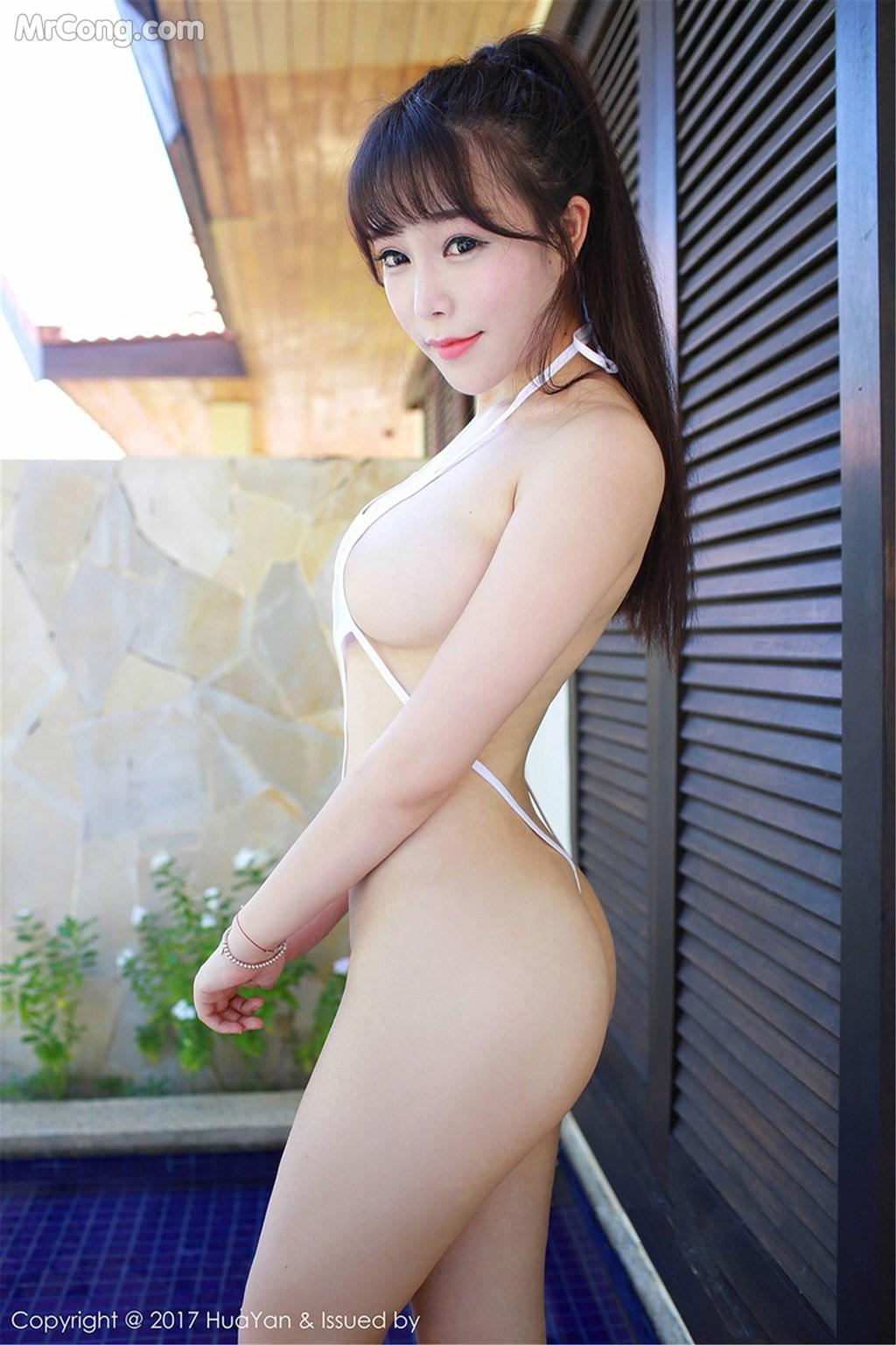 Image HuaYan-Vol.041-Booty-Zhizhi-MrCong.com-002 in post HuaYan Vol.041: Người mẫu Booty (芝芝) (54 ảnh)