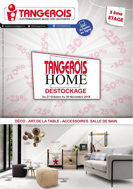 catalogue tangerois home octobre novembre 2018