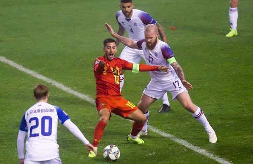 مشاهدة مباراة بلجيكا وأيسلندا بث مباشر