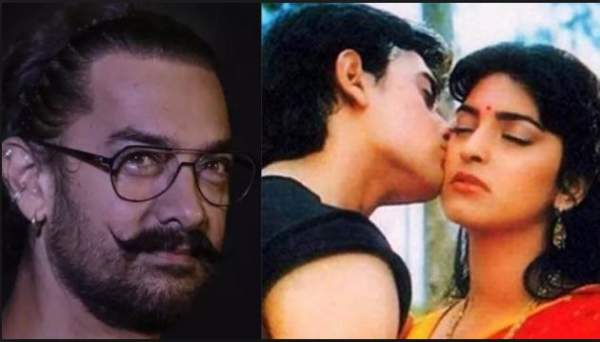 Juhi Chawla refused to kiss Aamir Khan