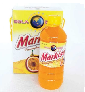 Sirup Buah Markisa