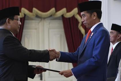 Prabowo: Instruksi Jokowi, Alutsista Dibuat di Dalam Negeri