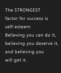 Power Of Self Belief Quotes