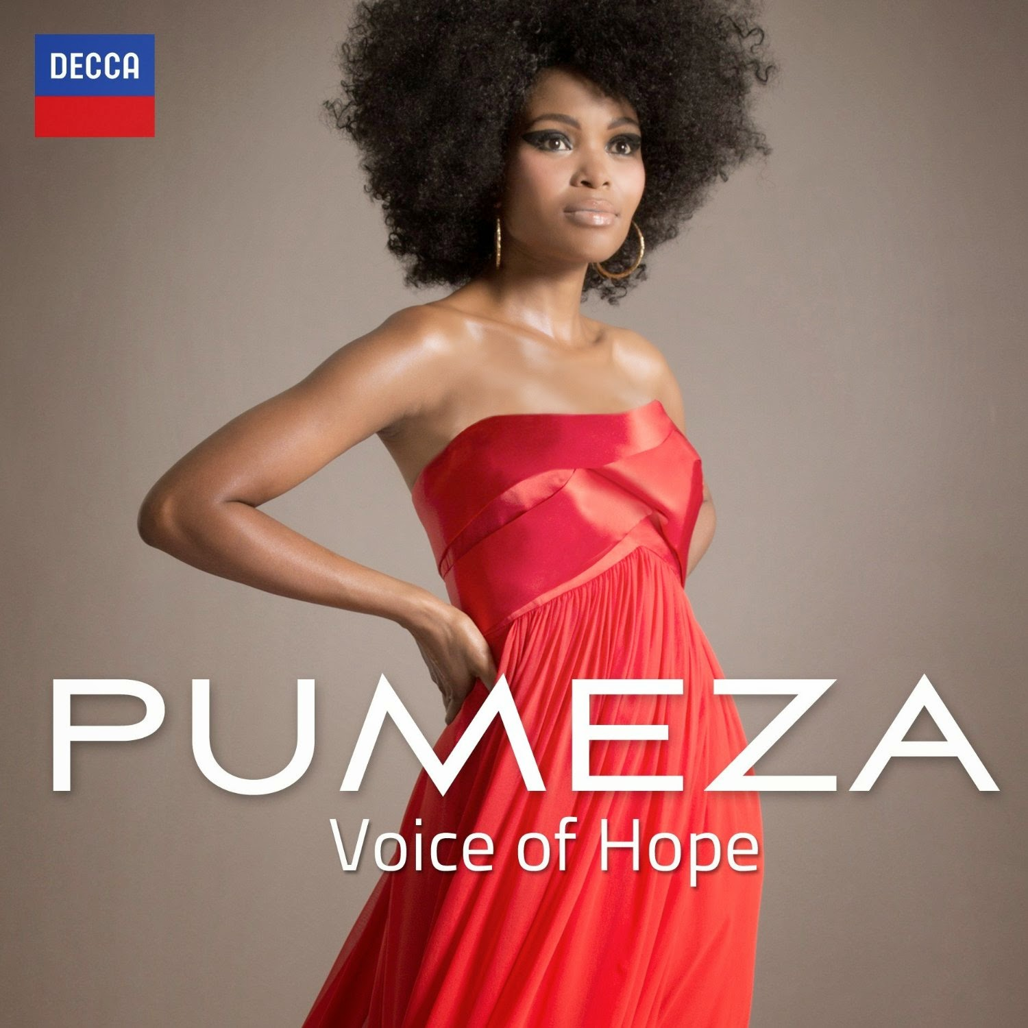 Pumeza - Voice of Hope: Decca