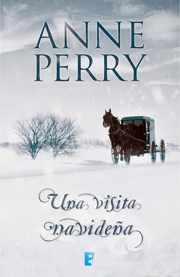Una visita navideña, de Anne Perry