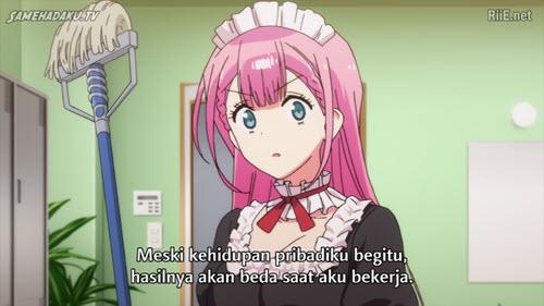Bokutachi wa Benkyou ga Dekinai Episode 11 Subtitle Indonesia