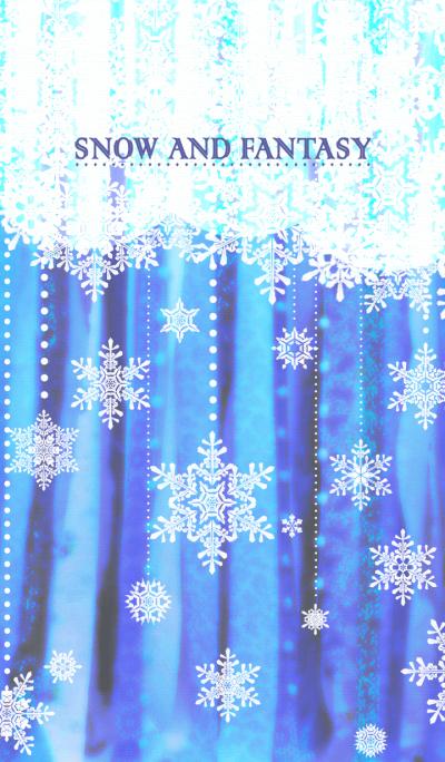 PUABI(Snow and Fantasy)