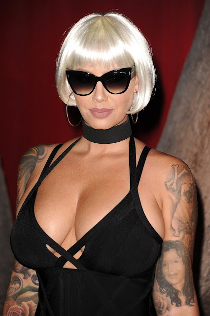 Actress, Model, @ Amber Rose - 16th Annual Official Maxim Hot 100 Party @ The Hollywood Palladium in Los Angeles