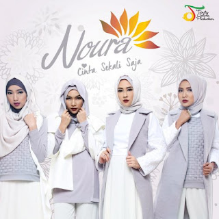 Lirik Lagu Noura - Kekasih Halalmu (The Only One)