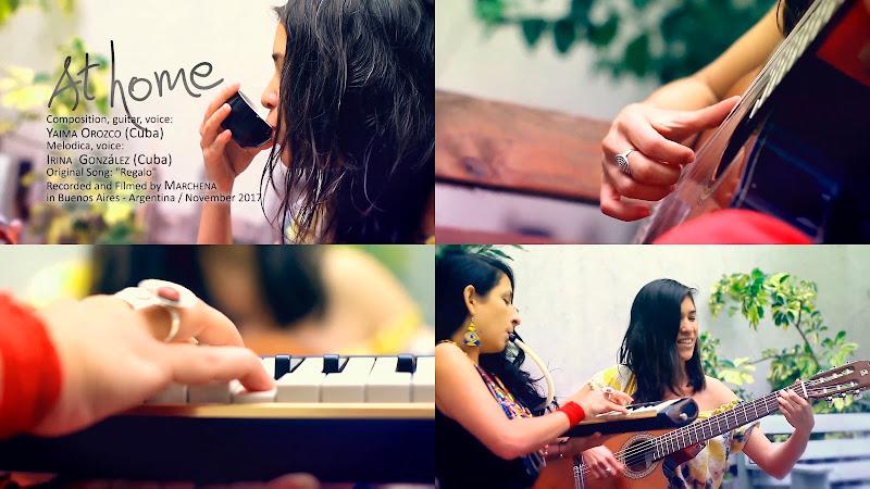 Yaíma Orozco & Irina González - ¨Regalo¨ - Videoclip - Dirección: Raúl Marchena. Portal del Vídeo Clip Cubano
