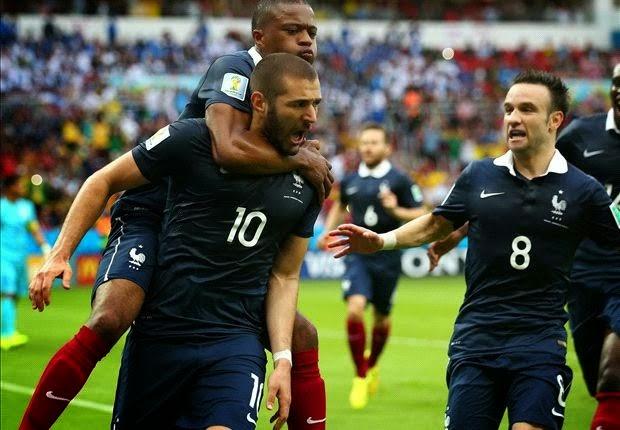 France vs Honduras