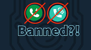 Banned Whatsapp account