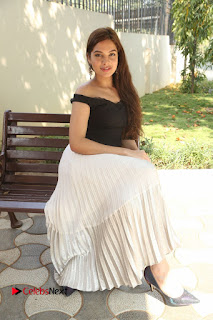 Telugu Actress Tanya Hope Stills at Appatlo Okadundevadu Audio Launch  0267.JPG