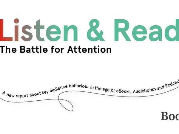 'Escuta e lê: a batalha pela atenção' - Matéria na Publish News