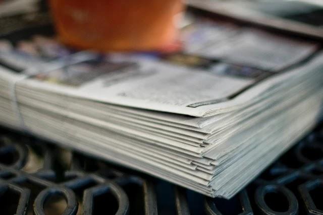 Aprende a hacer bolsas de papel para tus residuos