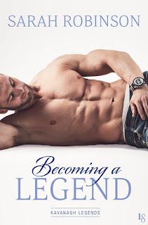 Excerpt: Becoming a Legend by Sarah Robinson
