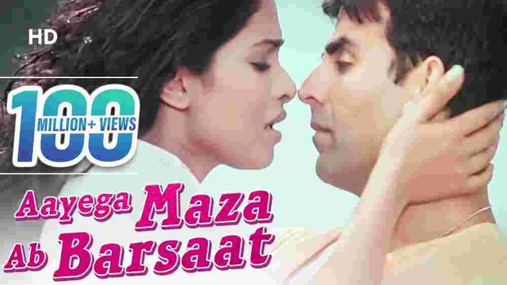 Aayega Maza Ab Barsaat Ka Lyrics - Andaaz