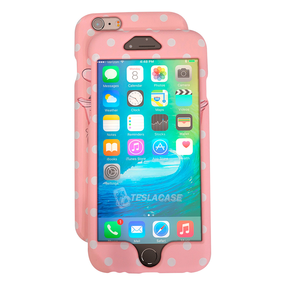 iPhone 6s Kutis Funda Carcasa 360 Case Anti-Shock Original - TeslaCase.com