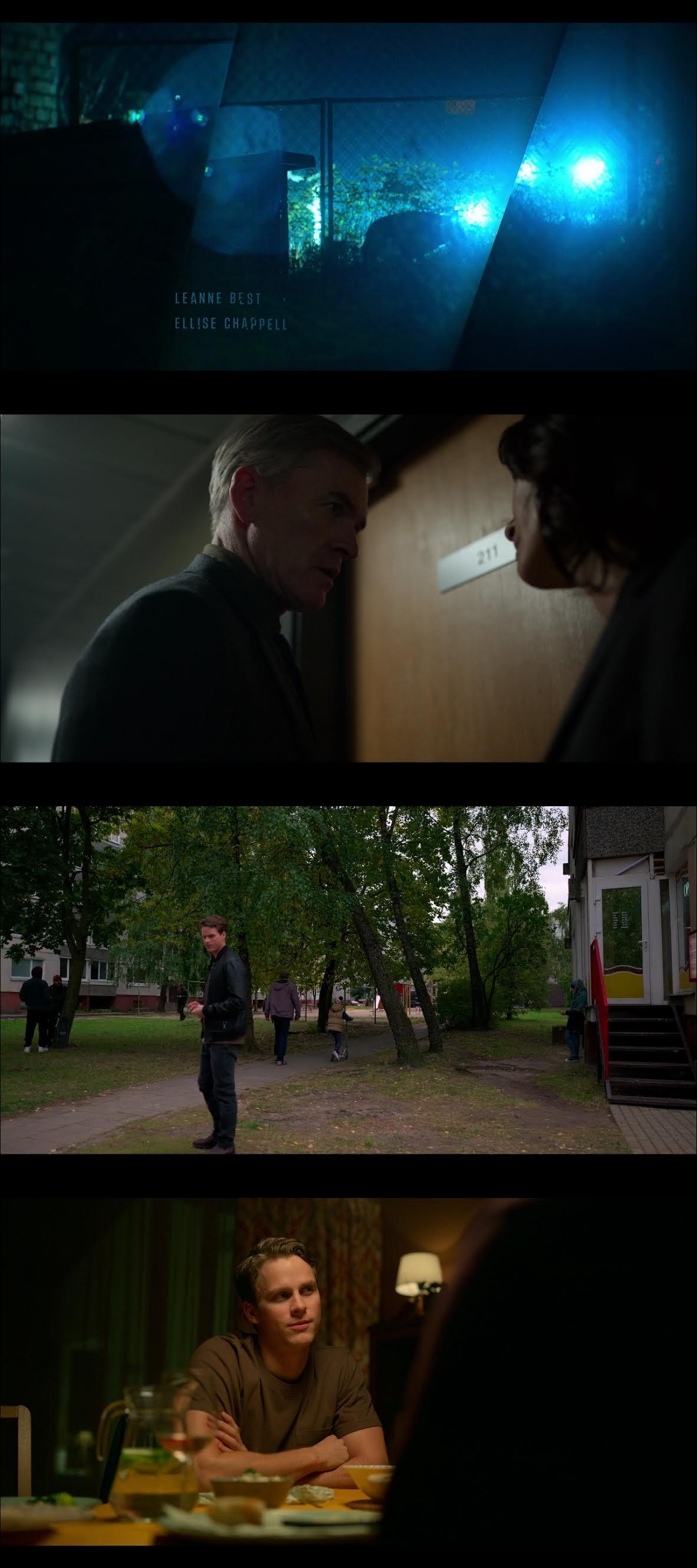 El Joven Wallander Temporada 1 HD 720p Latino