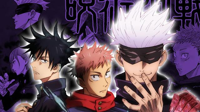 JuJutsu Kaisen Adalah Anime Baru yang Menarik Untuk Ditonton
