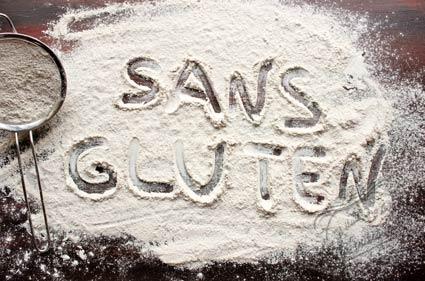 farines sans gluten
