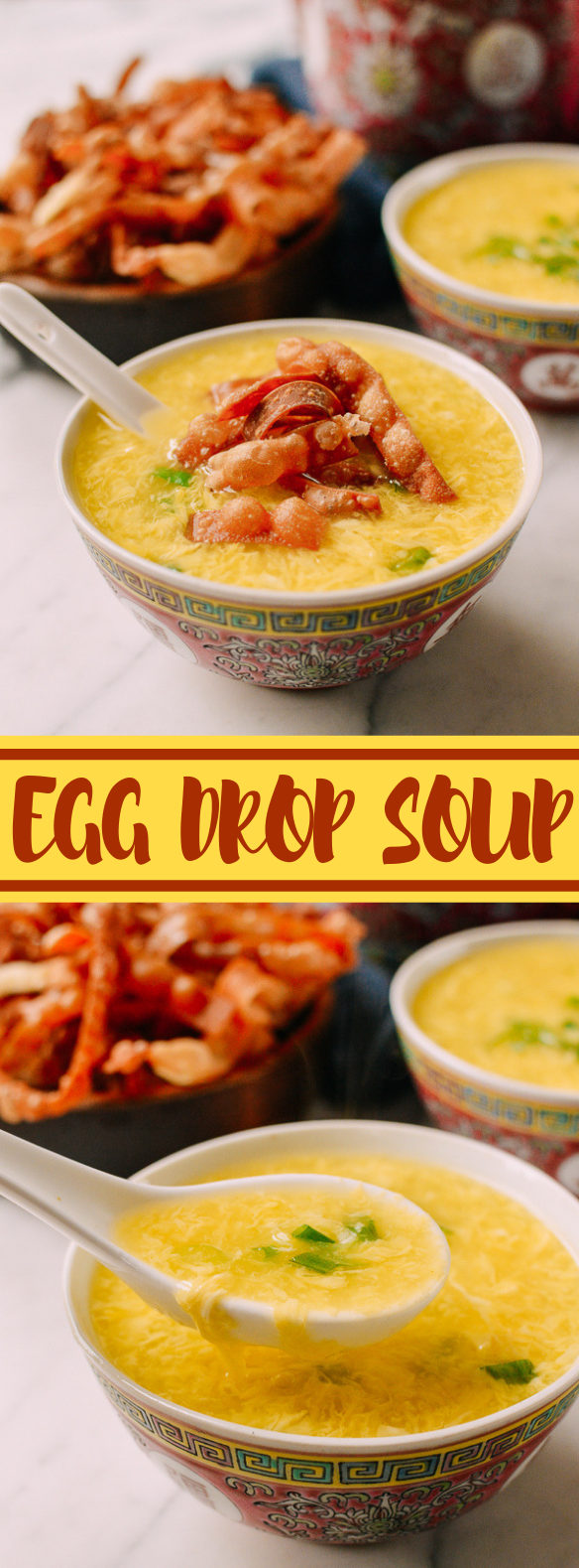 EGG DROP SOUP #chinesefood #soups