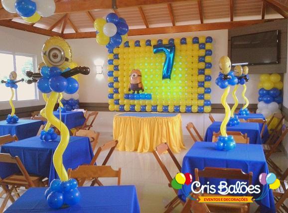 http://www.estou-crescendo.com/2015/08/festa-minions-decoracao-de-festa.html