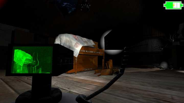 لعبة REC: Shutter لعبة رعب خفيفة لأجهزة الكمبيوتر