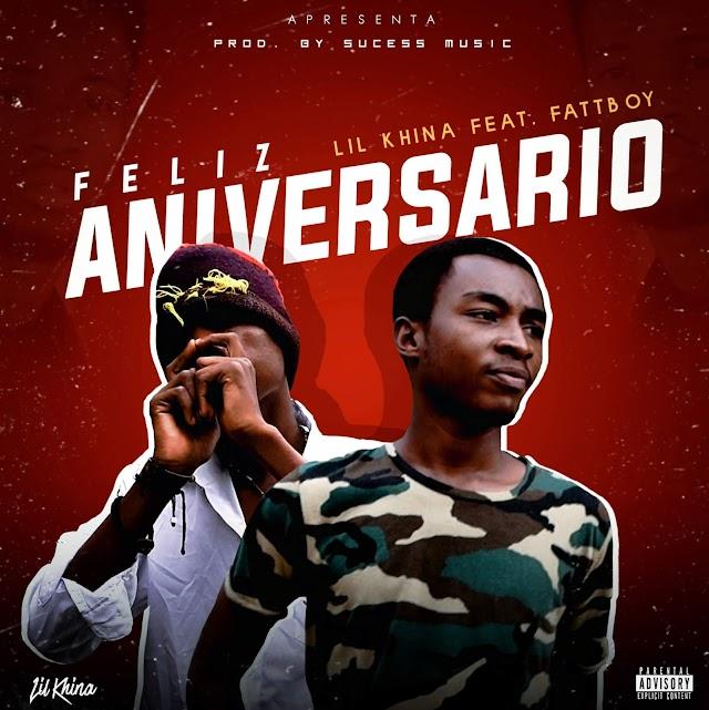 Lil Khina - Feliz Aniversario (Feat. FattBoy) [Prod. Sucess Music] [Rap Hip Hop] (2020)