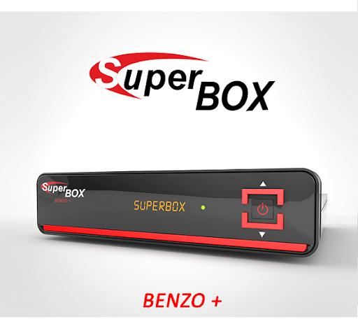 Superbox Benzo + Atualização Modificada 61w ON - 01/11/2020