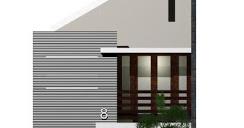denah rumah 2 lantai ukuran 5x9 - sekitar rumah