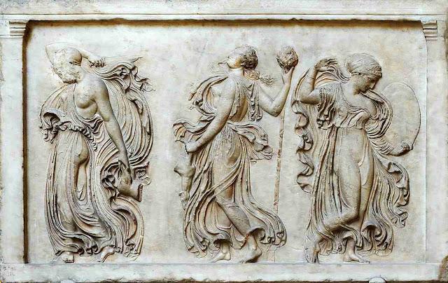 ménades-seguidoras-dionisio-bailando-Delfos