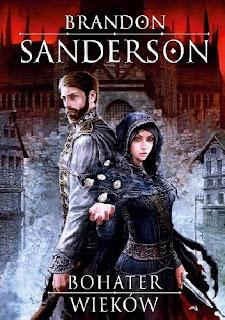 """Bohater wieków"" - Brandon Sanderson"