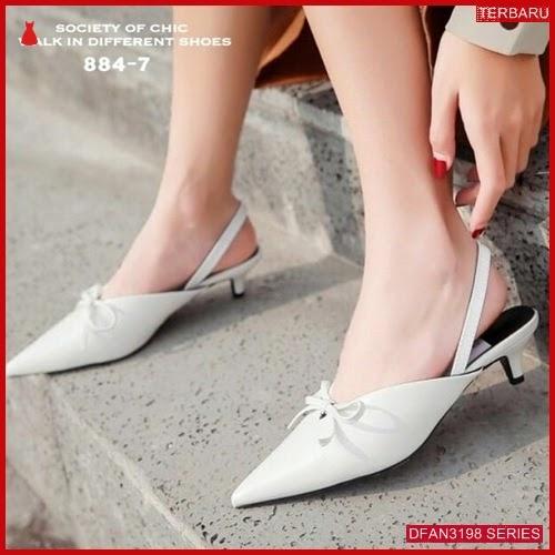 DFAN3198S143 Sepatu P 21 High Wanita Hils Cantik BMGShop