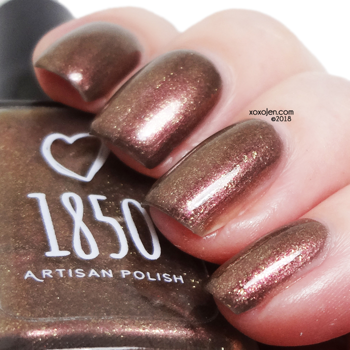 xoxoJen's swatch of 1850 Artisan Use Your Voice